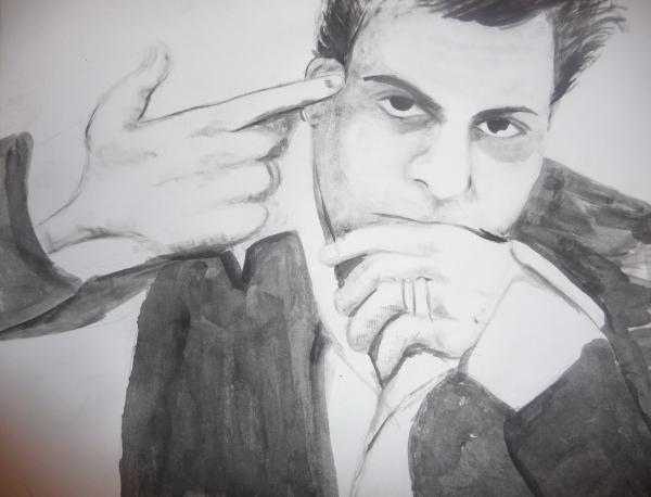Johnny Depp by Vika.loves.M